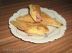 Бездрожжевое тесто для пирогов (в сэндвичнице) и пиццы
