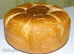 Хлеб Солнышко с цельнозерновой мукой