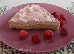 Лёгкий ягодно-творожно-йогуртовый десерт