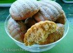 Полезное печенье в печеннице «Мадлен» (Princess 132404)