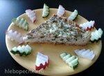 Пирог Ленивка типа открытого Хачапури