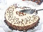 Торт с шоколадным суфле