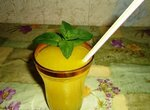 Апельсиновый напиток с лимонной кислотой