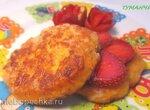 Творожники-сырники морковно-(или тыквенно-)овсяные