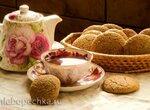 Овсяное печенье с клетчаткой из Иван-чая