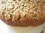 Хлеб ржаной на закваске и квасе ( в ХП)