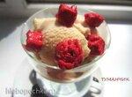 Мороженое из жареного масла (а-ля крем брюле)