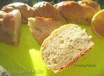 Картофельные косички с пряными травами