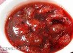 Варенье клубничное (Multicuisine DeLonghi)