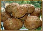 Пшенично-ржаные булочки