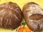 Хлеб пшеничный c цельнозерновой мукой на Жидких Дрожжах с клетчаткой из Иван-чая
