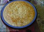Бисквит Маргарита (Torta margherita) в GFB-1500 Pizza-Grill