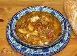 Буйябес, знаменитый марсельский рыбный суп с Кубанским оттенком (Multicuisine DeLonghi)