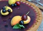 Пирог ароматный летний (постный)