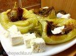 Печеные грунтовые перцы - сезонное блюдо (мультипечь Tristar PZ-2881)