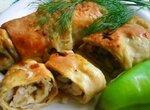 Пирожки из пельменного теста на сковородке - Воспоминание о жалдОкай