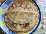 Блины в погружной блиннице Delimano Pancake Master