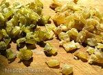 Цукаты из огурцов и кабачков