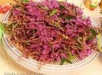 Гранулированный чай из цветочных кистей кипрея