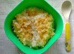 Рисовая каша в горшочке от Аркиной бабушки