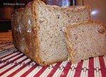 Хлеб Украинский на закваске под Мулинекс 5004