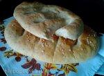 Французский сырный хлеб Гармошка