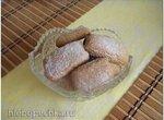 Печеньки-прянички с медом и овсяными хлопьями