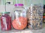 Овощи, сушеные в Изидри Снейкмейкер