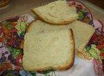 Хлеб пшеничный с манной крупой на закваске в духовке