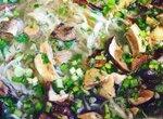 Щи из кислой капусты с уткой и сушеными грибами в Moulinex CookForMe