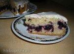 Ягодный пирог (очень простой) в мультиварке Polaris 0349