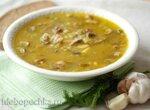Суп с шампиньонами и перловкой в мультиварке Steba DD2