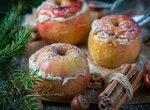 Чизкейк в яблоках (Delonghi MultiCuisine)