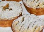 Сладкие пирожки Минс пай (Mince Pies)