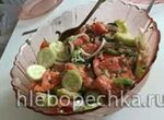 Обычный необычный салат