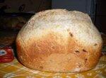 Хлеб на рассоле (хлебопечка)