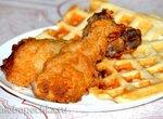 Жареный цыпленок по-южному (Southern fried chichen)