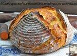 Хлеб с оранжевым бататом и тыквенными семечками