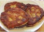 Лангош венгeрский или вкусные картофельные пончики