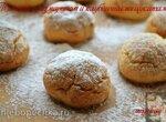 Печенье с розмарином и клубничными цукатами