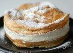 Заварной пирог Карпатка