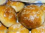 Хлеб со шкварками по мотивам Овернского