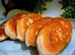 Очень вкусное тесто для жареных пирожков
