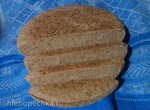 Хлеб ржано-пшеничный  на рассоле с квашеной капустой (Tortilla Chef 118000 Princess)