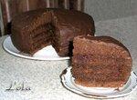 Торт Sacher или Захер (мультиварка Panasonic)