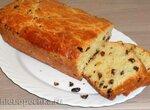 Корнуэльский шафранный кекс