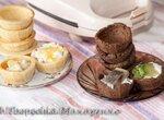 Тарталетки закусочные (вафельница-тарталетница VES)