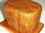 Бородинский хлеб I (хлебопечка)
