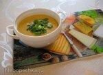 Суп-пюре с острым сырным соусом  (блендер-суповарка Kromax Endever Skyline BS-92)