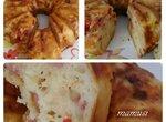 Кекс Экспресс (со вкусом пиццы) в кекснице GFW-025